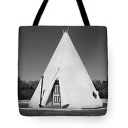Route 66 - Wigwam Motel Tote Bag