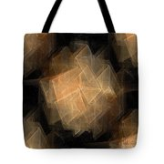 Seamless Background Fractal Tote Bag