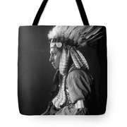 Sioux Native American, C1900 Tote Bag