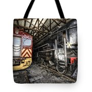 321 And 523 Tote Bag