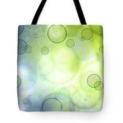 Circles Of Hope Tote Bag
