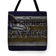 Baltimore Ravens Tote Bag