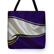 Minnesota Vikings Tote Bag