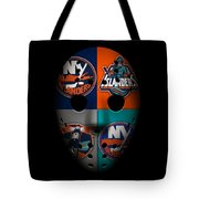 New York Islanders Tote Bag