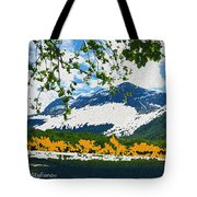 Norway  Landscape Tote Bag
