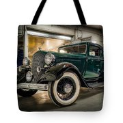 '33 Plymouth Tote Bag