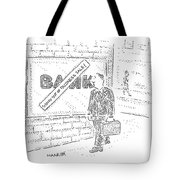 New Yorker March 31st, 2008 Tote Bag