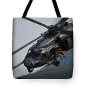 33rd Rescue Squadron, Osan Air Base Tote Bag