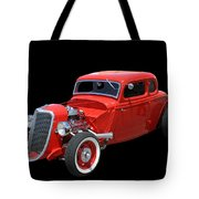 34 Ford Coupe Tote Bag