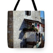 Views Of Dubrovnik Croatia Tote Bag