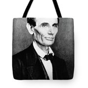 Abraham Lincoln (1809-1865) Tote Bag