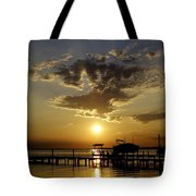 Its Marguerita Time Tote Bag