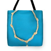 Aphrodite Gamelioi Necklace Tote Bag