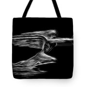 36 Packard Hood Orament Tote Bag