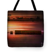 37 Feet Past Flood Stage 2 Tote Bag