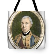 Marquis De Lafayette Tote Bag