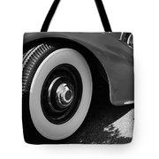 39 Lincoln Zephyr Fender  Tote Bag