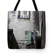 Views Of Split Croatia Tote Bag