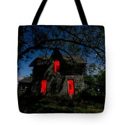 3am At The Farmhouse  Tote Bag by Cale Best