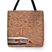 3rd Base Tote Bag