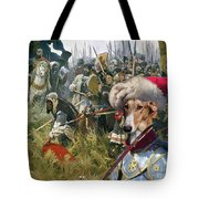 Chart Polski - Polish Greyhound Art Canvas Print Tote Bag