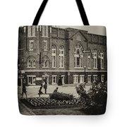 16th Street Baptist Church Tote Bag