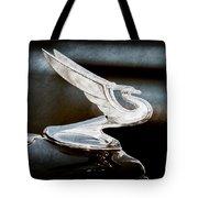 1935 Chevrolet Hood Ornament Tote Bag