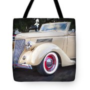 1936 Ford Cabriolet  Tote Bag