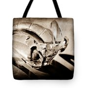 1952 Dodge Ram Hood Ornament Tote Bag