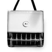 1957 Chevrolet Corvette Emblem Tote Bag