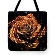 4 4 Echo Rose Tote Bag