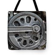 4-8-8-4 Wheel Arrangement Tote Bag