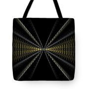 Abstract 100 Tote Bag