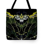 Abstract 42 Tote Bag by J D Owen