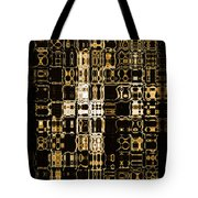 Abstract 96 Tote Bag