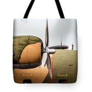 Airplanes At The Airshow Tote Bag