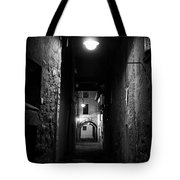 Alley Of Melancholy. Iseo Tote Bag