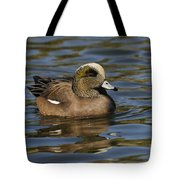 American Widgeon Tote Bag