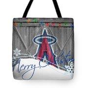 Anaheim Angels Tote Bag