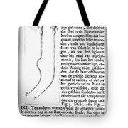 Anton Van Leeuwenhoek Tote Bag