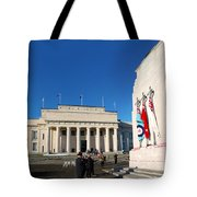 Anzac Day 2014 Auckland Tote Bag