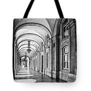 Arcades Of Lisbon Tote Bag