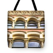 Arch Windows Tote Bag