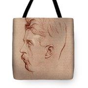 Arnold Bennett (1867-1931) Tote Bag