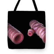 Asthmatic Bronchiole Tote Bag