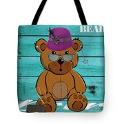 Baby Bear Collection Tote Bag