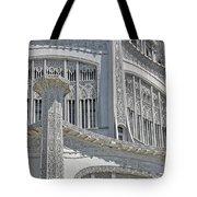 Bahai Temple Wilmette Tote Bag