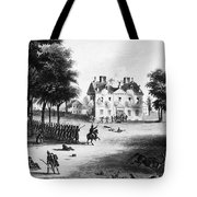 Battle Of Germantown, 1777 Tote Bag