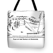 Battle Of Monmouth, 1778 Tote Bag