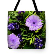 Beauty In The Garden Tote Bag